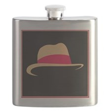 Lil Izzys logo - als hat only Flask