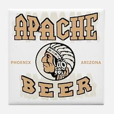apachebeercolor Tile Coaster