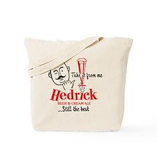 hedrickbeerwhite Tote Bag