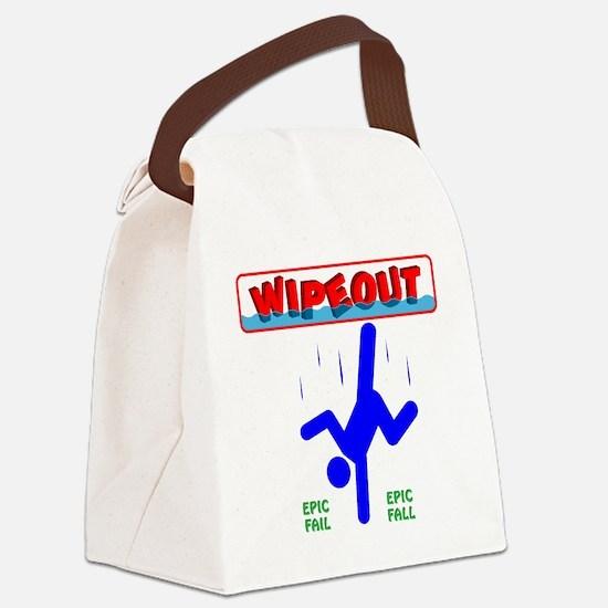 FallGuys08 Canvas Lunch Bag