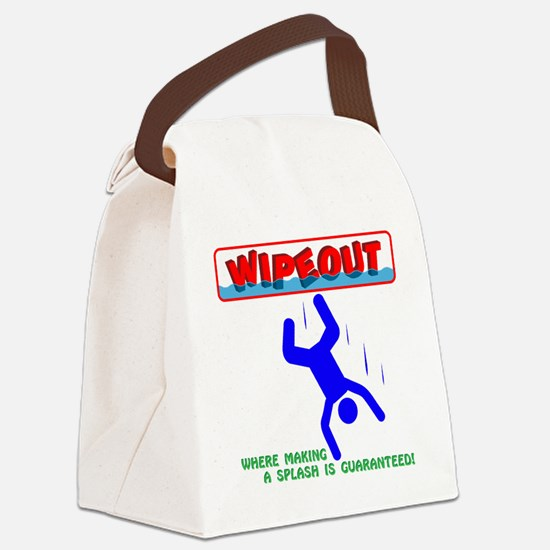 FallGuys09 Canvas Lunch Bag