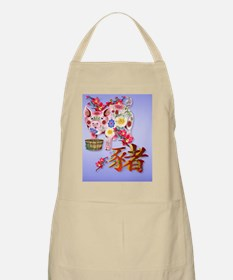 PatchYear Of The Pig Apron