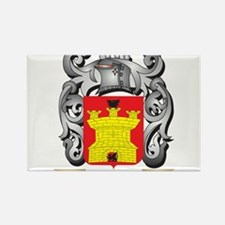 Lazer Coat of Arms - Family Crest Magnets