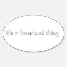 Unique Boerboel Decal