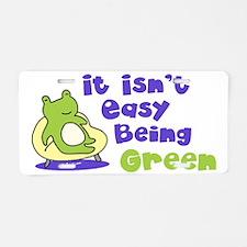 beinggreen Aluminum License Plate