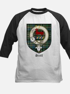 Scott Clan Crest Tartan Tee