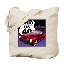 40phantom-10 Tote Bag
