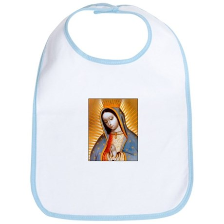 Virgen de Guadalupe - Patrone Bib