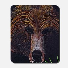 bear-journal Mousepad