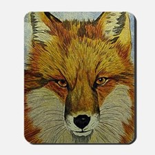 fox journal Mousepad