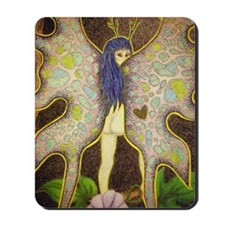 fairy-journal Mousepad