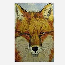 fox journal Postcards (Package of 8)
