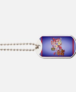 Wall Peel Year Of The Pig Dog Tags