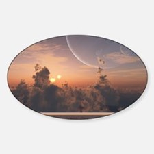 poster_cloudcity_17x11 Decal