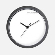 tbred-dark Wall Clock