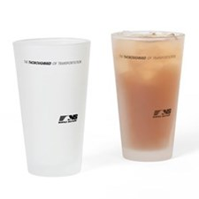 tbred-light Drinking Glass