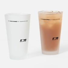 tbred-light Drinking Glass