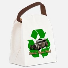 recycle Canvas Lunch Bag