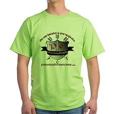 workinglogo_slogan T-Shirt