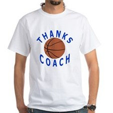 Thank You Basketball Coach Gifts Shirt