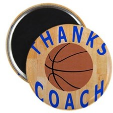 Basketball Coach Thank You Gifts Magnet