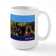 """Napali Coast"" Mug"