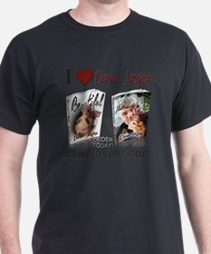 I Love Dawn Jasper T-Shirt