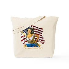 cafepresslatinaflag1010png Tote Bag