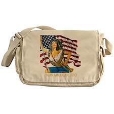 cafepresslatinaflag1010png Messenger Bag