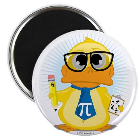 Math-Duck Magnet