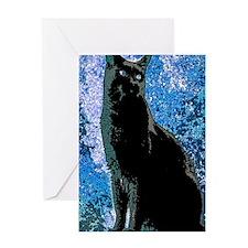 mojo-journal Greeting Card
