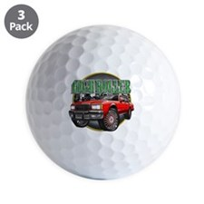 Donk_Caprice_Red Golf Ball