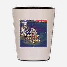 ATV Racing MP Shot Glass