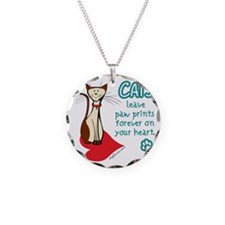 blackpawprintscat Necklace