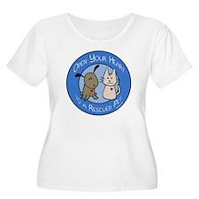 blackopenyour T-Shirt