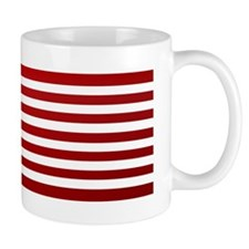 10x3_sticker_american_flag Mug