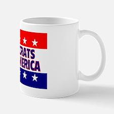 RectangleStickerDemocratsHateAmeric Mug
