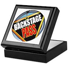 backstagepass Keepsake Box