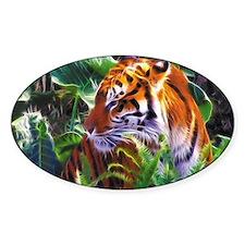 tiger laptop Decal