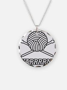 yarrrrn inked Necklace