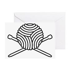 jolly roger Greeting Card