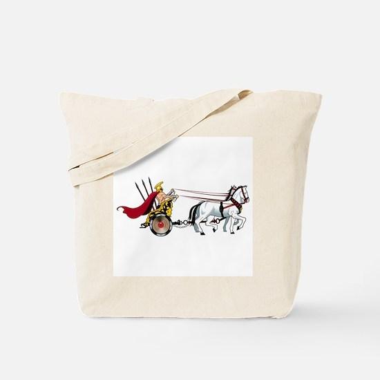 Chariot Tote Bag