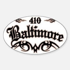 Baltimore 410 Decal