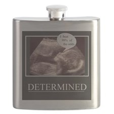 determined Flask