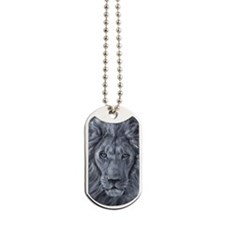 Bold Lion Dog Tags