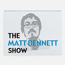 Matt Bennett Show Calenders Wall Calendar