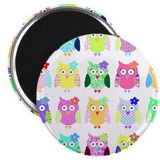 owl copy Magnet