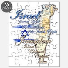 Israel Jerusalem Puzzle