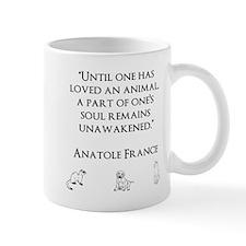 Anatole France Quote Mugs