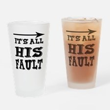 hisfault Drinking Glass
